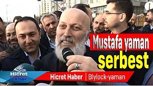 Huder Başkanı Mustafa Yaman Serbest Bırakıldı