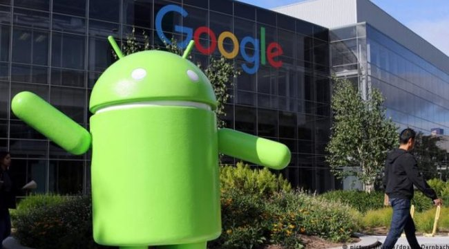 AB'den Google'a bir rekor ceza daha