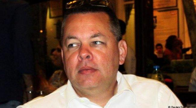 ABD'li papazın tutukluluğunun devamına karar verildi