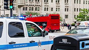 ABD polisine tuzak tepkisi