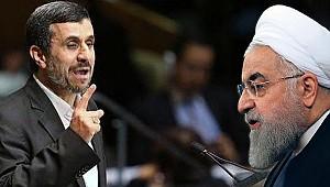 Ahmedinejad'dan Ruhani'ye istifa çağrısı