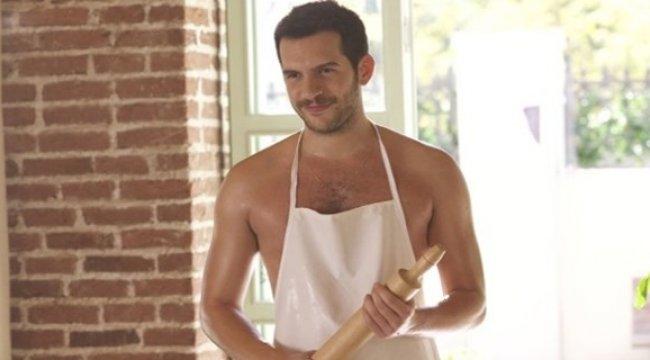 Aksel Bonfil:Dizilerin mutfağındayken oyunculuğa başlangıç