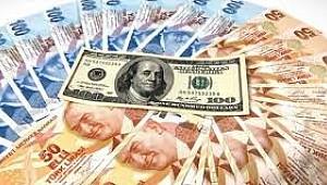 Dolar 6 TL'yi Euro/TL ise 7 TL'yi gördü