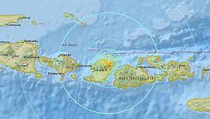 Endonezya'da 6.3 büyüklüğünde deprem