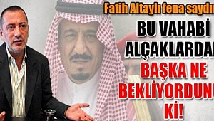 Fatih Altaylı, Suudi Arabistan'ın YPG kararını değerlendirdi.
