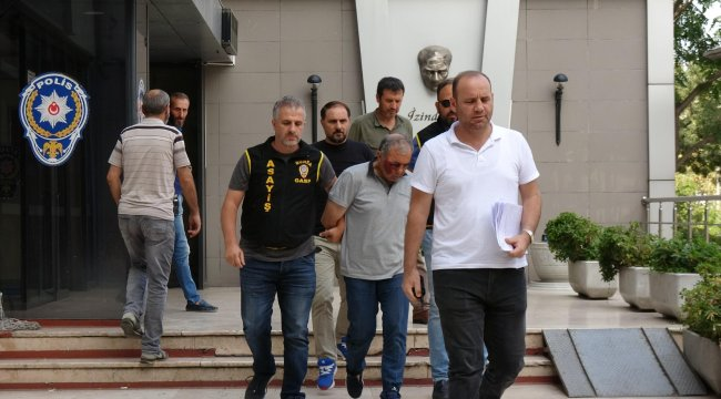 Bursa'da Kuyumcuya soyguna gelen kişi adliyede