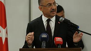 Cumhurbaşkanı Vekili Fuat Oktay: Güçlü olmak zorundayız