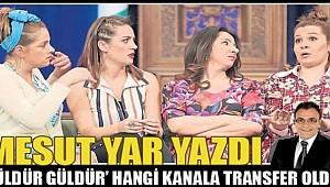 Mesut Yar 'Güldür Güldür'ün transferini duyurdu
