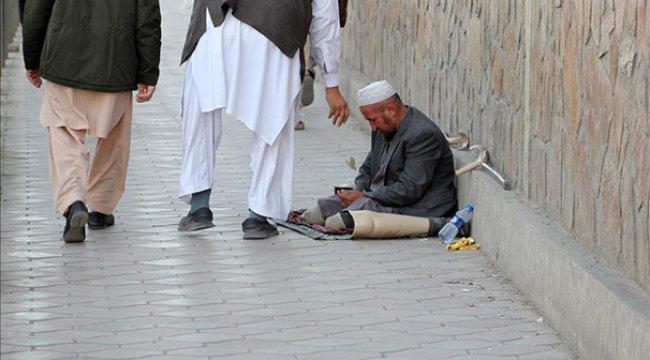 Afganistan'da her ay ortalama 180 kişi hayatını kaybediyor