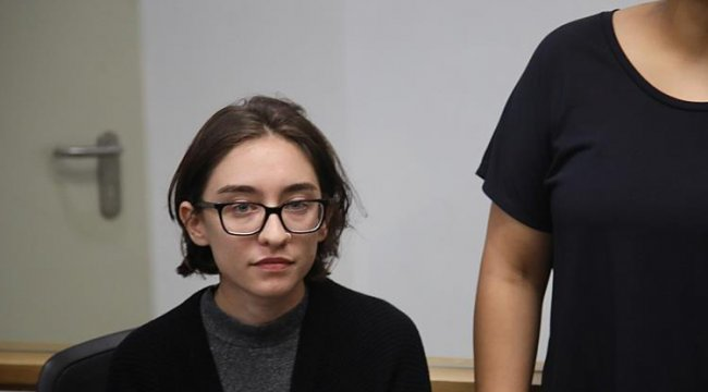 İsrail'e girişine izin verilmeyen ABD'li öğrenci hakim karşısında