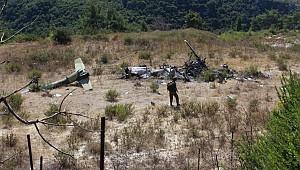 Türkiye'nin 2015 yılında düşürdüğü Rus uçağına ait enkaz görüntüleri ilk defa yayınlandı