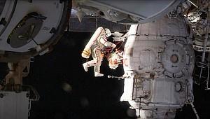 Uluslararası Uzay İstasyonu'nda sabotaj şüphesi