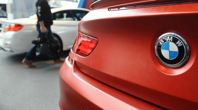 BMW'den Çin'de satın alma