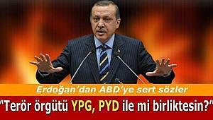 Cumhurbaşkanı Recep Tayyip Erdoğan'dan ABD'ye rest!