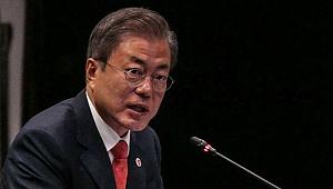 Güney Kore Devlet Başkanı Moon'dan Kuzey Kore'ye çağrı