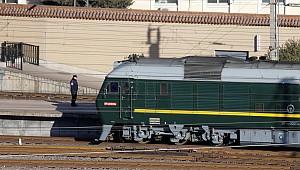 Kuzey Kore lideri zırhlı treniyle Çin'e gitti