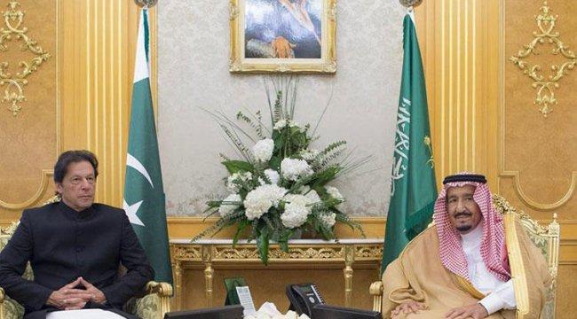 Pakistan ve Suudi Arabistan arasında 10 milyar dolarlık anlaşma