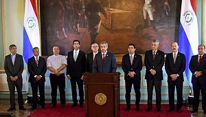 Paraguay Venezuela ile diplomatik ilişkileri sonlandırdı