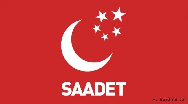 Saadet Partisi İstanbul'da 9 adayını daha açıkladı