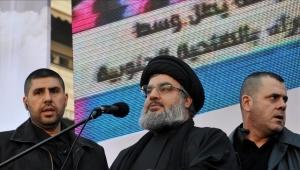 Nasrallah: Lübnan ordusu için İran'a gitmeye hazırım