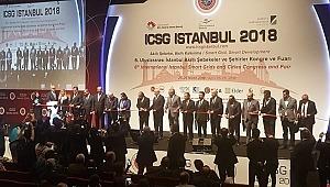 ENERJİNİN KALBİ ICSG İSTANBUL 2019'DA ATACAK