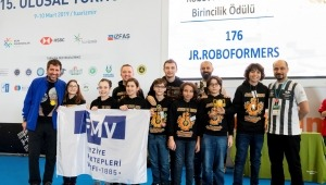 FMV Erenköy Işık Ortaokulu, Lübnan'da ülkemizi temsil edecek