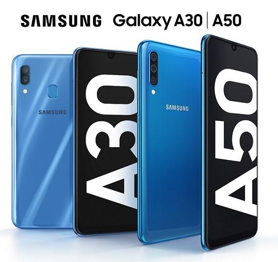 Galaxy A50 ve Galaxy A30'un Kampanyalı Ön Satışı Başladı!