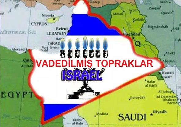 Golan Tepe'lerinden Büyük İsrail'e Kapı Açılıyor