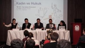 İbn Haldun Üniversitesi'nden Kadınlar Günü Konferansı