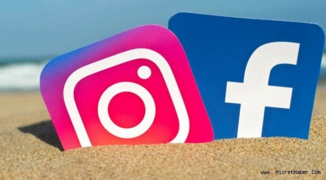 Instagram Facebook çöktü mü?