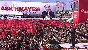 İstanbul'da Tarihi Gün Cumhur İttifakı Miting Coşkusu Yaşandı