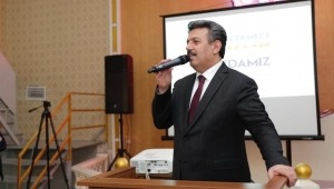 """Karadeniz, """"5 Yılda Söz Verdiğimiz Tüm Projeleri Yaptık"""""""