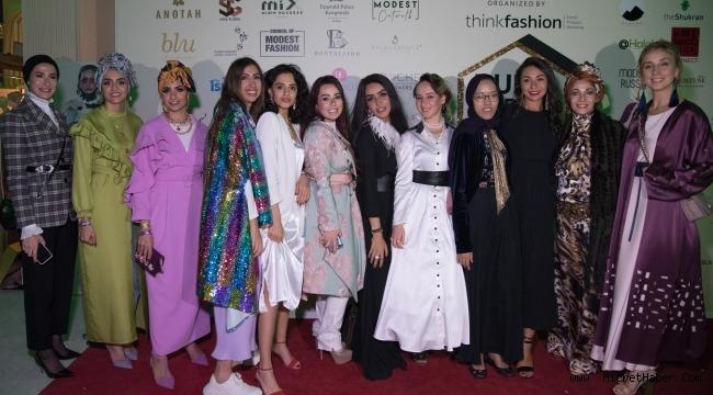 Modanın kalbi Dubai'de attı…