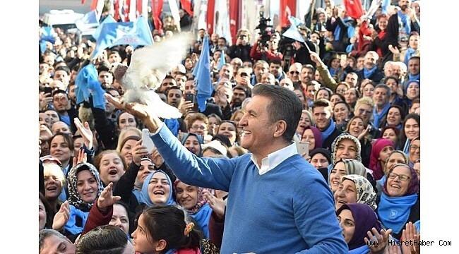 Şişli'de Mustafa Sarıgül %51.63 ile önde