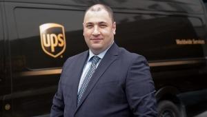 UPS'E Müşterileri Tarafından Sektör Lideri Ödülü Verildi