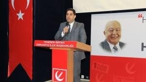 Yeniden Refah Partisi Ümraniye İlçe Başkanı Mahmut Başak kimdir.?
