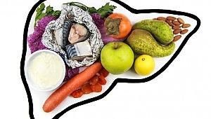Yeterli ve Dengeli Beslenerek Karaciğer Yağlanmasını Önleyin!