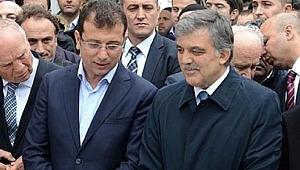 Abdullah Gül'den Ekrem İmamoğlu açıklaması