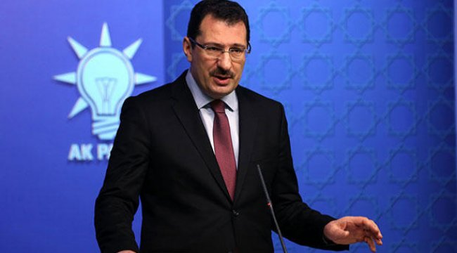 AK Parti'den İstanbul açıklaması: 'Olağanüstü itiraz hakkımızı kullanacağız'