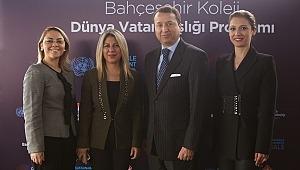Bahçeşehir Koleji Dünya Vatandaşlığı Programını Tanıttı