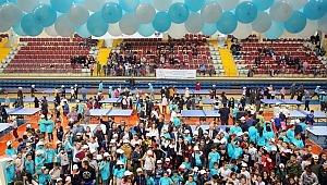 BB-Uçan Raketler'in İkinci Fazı Dünya Masa Tenisi Gününde Isparta'da Başladı