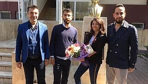 Beyza Özyürek, Diyarabakır'ın Gurur Kaynağı Oldu