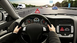 Bosch Yazılımı Sayesinde Sürücüler Güvende