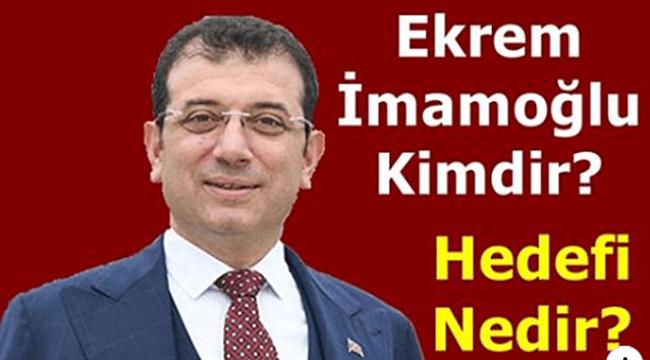 CHP'li Ekrem İmamoğlu kimdir? Vaatleri ne?