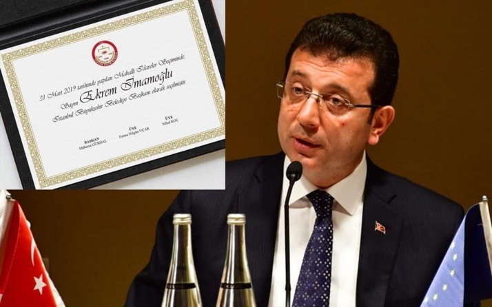 CHP'li İstanbul Büyükşehir Belediye Başkanı Ekrem İmamoğlu kimdir.?