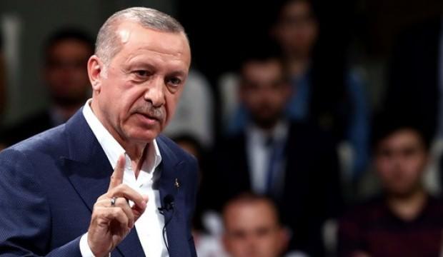 Cumhurbaşkanı Erdoğan Akparti Teşkilatına Ayar' Suçu Millete Atmak Acizlik ve gaflet''