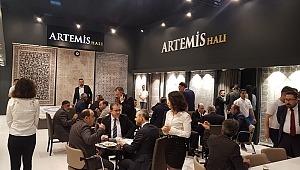 Domotex Turkey 2019'un Yıldızı Artemis Halı