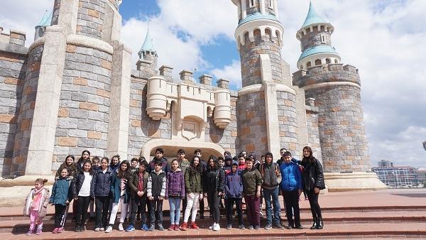 Eğlence'nin Başkenti İstanbul'dan Sosyal Sorumluk Projesi Kapsamında Çocuklara Anlamlı Hediye