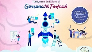Girişimcilik Festivali Başlıyor