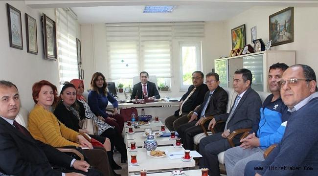 İlkay Türkoğlu Fethiye SHM Ziyaret etti